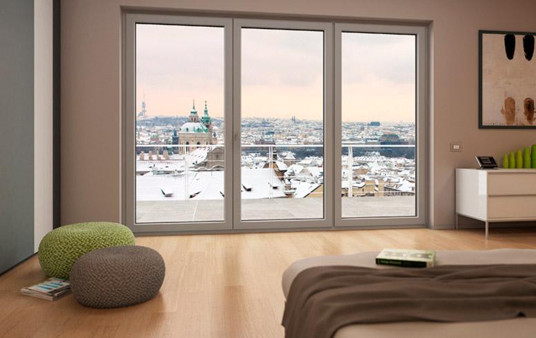 finestre in pvc brescia